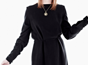 How to transform your little black dress for NYE.