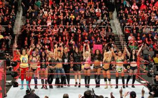 It's another massive step for the WWE's female performers.