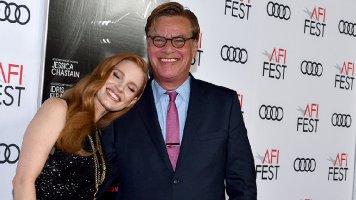 The Social Network screenwriter Aaron Sorkin spills on his directorial debut Molly's Game.