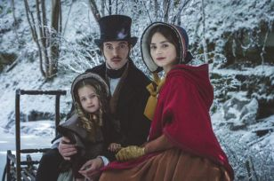 All of our Christmas traditions make sense as we travel back to Victorian London.