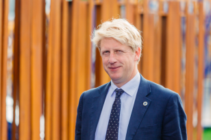 Universities minister Jo Johnson has challenged 'no-platforming' policy and safe space culture on campuses.