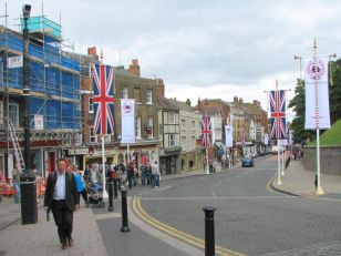 The leader of Windsor council has called for the removal of all homeless people from the town centre ahead of the royal wedding.