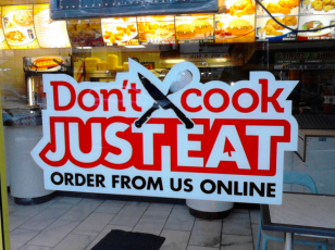 Hungryhouse does not raise competition concerns