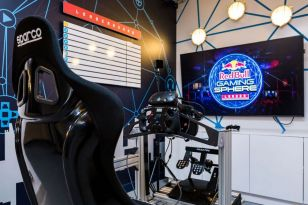 Red Bull to open a gaming venue in London, following the success of their first in Tokyo.