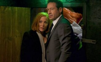 This week's episode offers optimism regarding Mulder and Scully's relationship, alongside gag-inducing images of eternal life. Ah, a classic for the modern era.