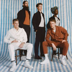 Rising electro-pop collective Franc Moody release new EP Dance Moves just in time for the sunshine.
