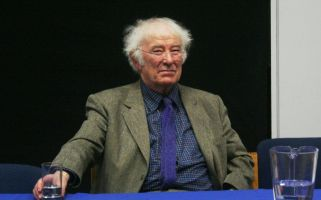 Let us celebrate what would have been the 79th birthday of Irish poet, Seamus Heaney.