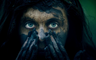 Bel Powley shows her feral side in this horror-fantasy from IFC Midnight.