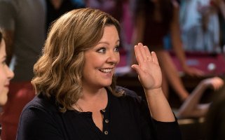 TNS spoke to Melissa McCarthy about her latest film, 'Life of the Party'.