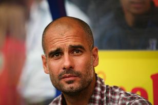 Pep Guardiola and Sean Dyche lead the way in the managerial rankings.