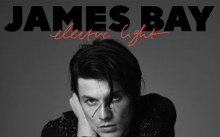 Debuting new hair with his new album, James Bay has made a comeback with Electric Light.