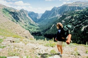 Here's how to survive your first backpacking trip.