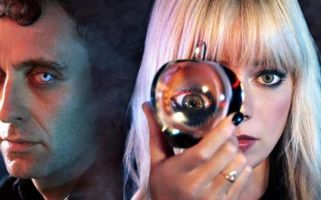 Chromatics cast a soft, grainy glow on electronic music production.