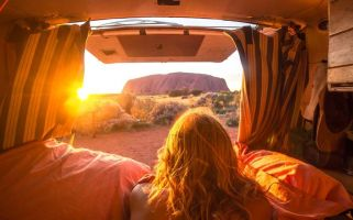 There's more than one way to experience Australia's all-encompassing outback.