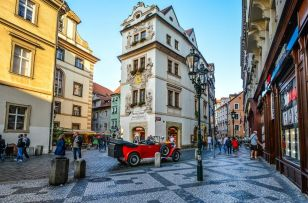 Financial constraints won't hold you back in this diverse Czech city.