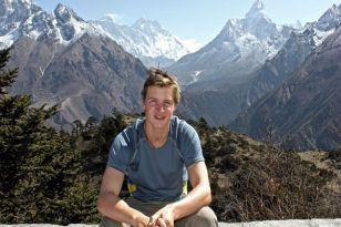 Geordie Stewart is a remarkable man. The youngest ever Briton to complete the seven summits mountaineering challenge. He has now released his first book documenting his experiences.