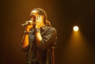 Brixton was the perfect sanctuary for a spiritually uplifting set from reggae's prodigal son.