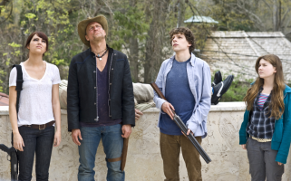 Emma Stone, Jesse Eisenberg and Woody Harrelson are all set to return in the second instalment of zombie-comedy flick