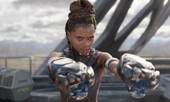 Black Panther's sister, Shuri, will star in her own comic book series this October.