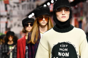 AW18 see's the revival of the balaclava, but at what cost?