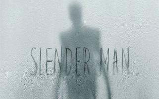 We finally get a proper look at the infamous Slender Man  that will hit our screens later this year