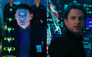 Burn Gorman and Charlie Day's science duo Newt and Gottleib have a history behind them.