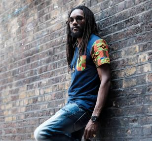 We chat to rising reggae star Kabaka Pyramid at Enfield's Reggae On The Lawn 2018.