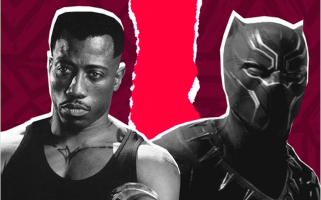 It's taken 20 years for another black superhero to lead their own film.