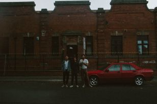 The blossoming Leeds outfit deliver a new atmospheric pop anthem.