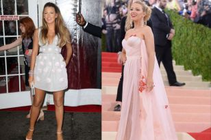 To celebrate her 31st birthday we look back at Blake Lively's  best ever red carpet looks