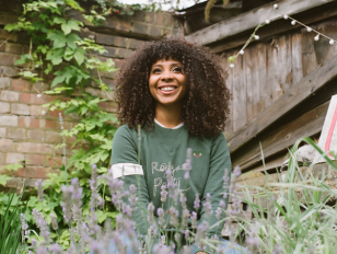Hollie Cook puts a sweet reggae twist on a UK garage classic.