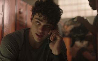 Don't freak out ladies, but Noah Centineo's in another Netflix original high school rom-com.