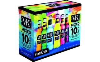 VK has finally revealed the new flavour that's set to join the likes of Blue, Tropical Fruits and Orange & Passion Fruit at bars and clubs across the country.