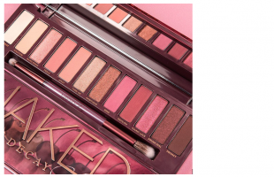Get a sneak peak at the latest edition of Urban Decay's coveted Naked range