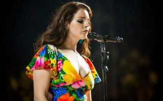 Lana Del Rey delivers a deliciously dreamy track to tease her upcoming album.