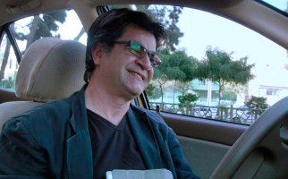 Jafar Panahi's film was banned in Iran