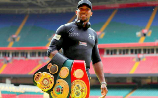 This weekend Anthony Joshua extended his record to 22-0 after a seventh-round stoppage win over 2004 Olympic gold medalist Alexander Povetkin.