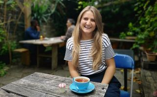 Standing out in Instagram's crowded food-reviewing field is no easy task, but Bryony Palmer from eatinldn has established herself as a reliable, relatable and popular food Instagrammer with nearly 20k followers.