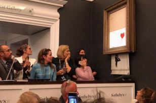 The shredding of Banksy's painting at Sotheby's after its £1million sale shredded expectation and split the art world.