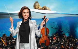 BBC presenter, Strictly star, and now Blue Planet II Tour host.
