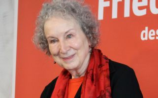 There's so much more to Atwood's novels than Wives and Handmaids.