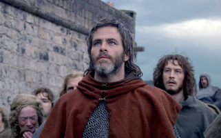 Do yourself a favour and stream Outlaw King now.