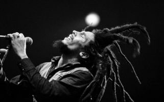 ''Any time in any world crisis, they play Bob Marley music.''
