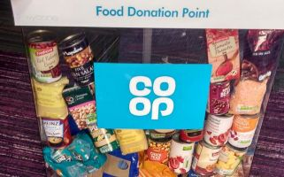 Props to Leeds Uni, which donated the most to the Co-op campus food bin scheme.