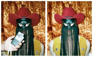 Devilishly dark and strangely aloof, Orville Peck is the masked country artist we never knew we needed.