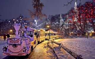 What better to get you in the mood than a festive trip to a Christmas market?