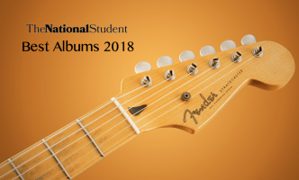 Announcing... The National Student's top 20 albums of 2018.