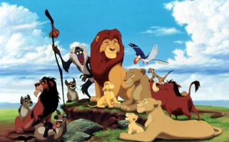 The row has erupted over the live action remake of The Lion King.