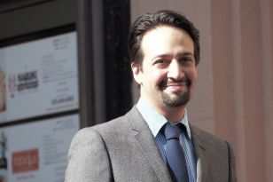 Lin-Manuel Miranda and friends step in to save a New York bookshop.
