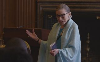 RBG: Telling the story of U.S. Supreme Court Justice Ruth Bader Ginsburg as never before.